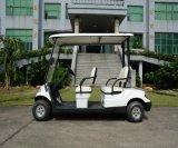 Поставка тележки гольфа хороших мест цены 4 электрическая