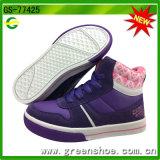 2017 caliente de la venta de niños Zapatos ocasionales calientes personalizado de calzado en linea