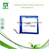 103450 batteria ricaricabile di 3.7V 1800mAh per l'inseguitore di PDA/LED/GPS