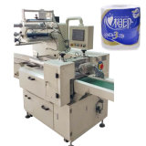 Horizontal Paper Making Machine를 위한 화장실 Paper Packing Machine