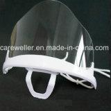 Пластичная прозрачная санитарная маска рта