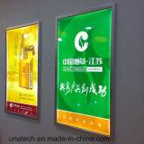 Médias publicitaires intérieurs Slim LED Snap Light Box Sign