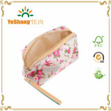 Дешевое Promotional Canvas Cosmetic Bag Wholesale с Custom Printing