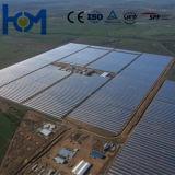3.2mm ont durci la glace solaire de flotteur d'AR-Enduit pour la pile solaire avec OIN, la SPF, GV