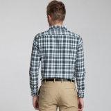 형식 주문품을 측정하기 위하여 제작되는 호리호리한 적합 남자 셔츠 남자 예복용 와이셔츠