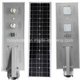 Prezzo solare Integrated dell'indicatore luminoso di via di alto potere 60W LED