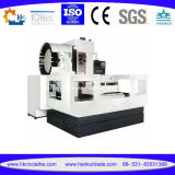 Máquina de trituração horizontal do CNC do metal do estilo Hmc400 novo mini