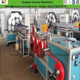 機械を作るPVC/TPUによって置かれる平らなホースまたは管または管の製造業