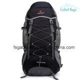Saco Water-Resistant do esporte de Daypack do curso da montanha que caminha a trouxa de acampamento