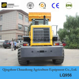 5ton試験制御セリウムが付いている大きいLuqingの車輪のローダー