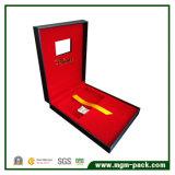 Vakje van uitstekende kwaliteit van de Gift van het Document van het Karton het Gouden