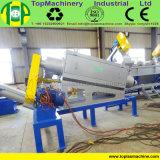 Película plástica da venda quente que recicl a máquina para a película dos PP Pehd Pelld Peld do PE com arruela de flutuação