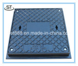 Dekking van het Mangat van het Gietijzer En124 van de Douane van China B125 de Vierkante
