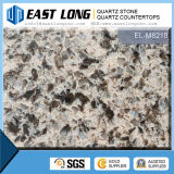Multicolor Heat-Resistance Non Toxic Hard Artificial Quartz Stone Countertop