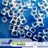 Alta dureza, baixa expansão, alta resistência à corrosão, nylon transparente
