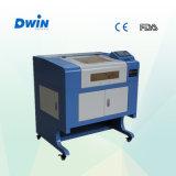 Máquina de estaca da gravura do laser dos cartões (DW5040)