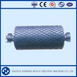 Ролик транспортера с по-разному материалом