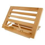 Stand de livre multifonctionnel en bois solide