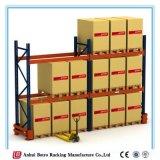 Шкаф хранения пакгауза высокого качества и отрегулированная сверхмощная система шкафа паллета от китайского поставщика