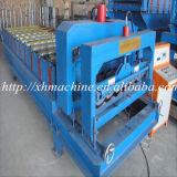 Étape colorée par acier vitrée couvrant la machine de formage de feuilles (XH1100)