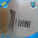 AntiTamper Custom Self Adhesive Hologram Sticker mit Electronic Code