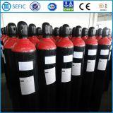 50L Seamless Steel High Pressure Hydrogen Gas Cylinder (en ISO9809)