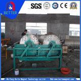 重い中型の回復のためのISO9001ドラムタイプまたは鉄鋼または錫の鉱石の磁気分離器
