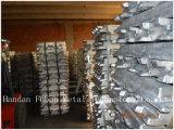 Grande pureté 99.7% de ventes chaudes 99.99% lingots d'aluminium