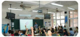 Modern Class Teaching를 위한 적외선 Interactive Whiteboard