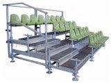 Bleacher ao ar livre Seating System com Demountable Design
