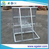 Cerca de aluminio 2016 de la barrera de seguridad de la barrera de la etapa de Sgaiertruss