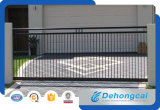 Grille résidentielle européenne de fer travaillé de sûreté (dhgate-29)