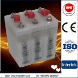 24V 40ah Kpx40 gesinterte Ni-CD Batterie mit 100% der tiefe Schleife-nachladbaren Batterie, die Energie beginnt