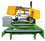 Hbeam Box Beam UbeamのためのCNC Metal Cutting Band Saw Machine