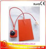 170*250*1.5mm 220V 150W de RubberVerwarmer van het Silicone van de Verwarmer van de Batterij