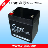 12V5.0ah Emergency Battery 12V Sealed Lead Acid Battery