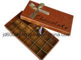 Причудливый коробка /Chocolate шоколада упаковывая низкую цену Jd-CB005
