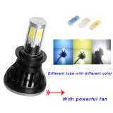 高品質3000k/6000k/8000k H11 LEDのヘッドライト、H1 H11 H7 H4