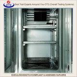 Gabinete de Humidade de Temperatura Eletrônica Câmera de Teste Climático Ambiental