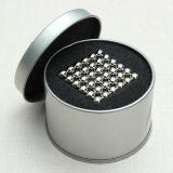 Forma de bola e Jóias Aplicação de ímã Bola magnética forte