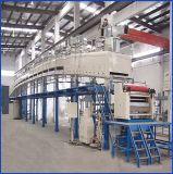 Machine d'enduit de papier thermosensible
