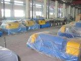 沈積物の排水の機械装置