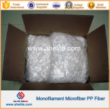 Pp. Fiber Monofilament Form für Concrete Cement Mortar
