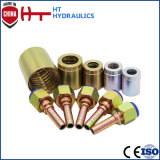 유압 관 호스를 위한 여성 선전용 탄소 강철 유압 이음쇠 21641의 45 Deg Npsm