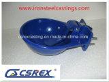型の水まきの鋳鉄ボール