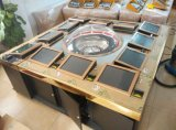 広くAccepted Roulette Wheel 12players Metal Roulette Table
