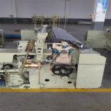 二重ノズルが付いている単一ポンプWaterjet織機の編む機械