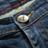 Подгонянные C315 джинсыы джинсовой ткани хлопко-бумажная ткани для людей