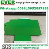 Polvere Ral6037 che ricopre la vernice termoindurente della polvere