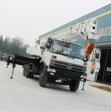 16ton de Vrachtwagen van de Kraan van de band